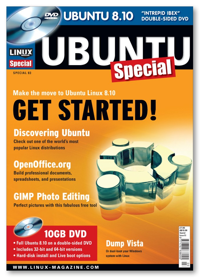 Linux Magazine Special #03 - Digital Issue