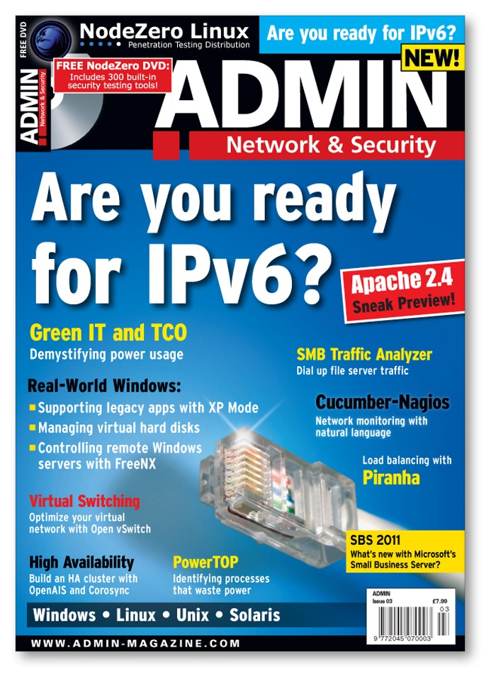 ADMIN 2011 - Digital Issue Archive