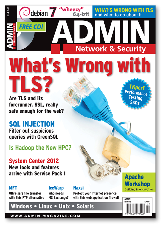 ADMIN #15 - Print Issue