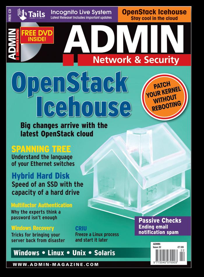 ADMIN #22 - Print Issue