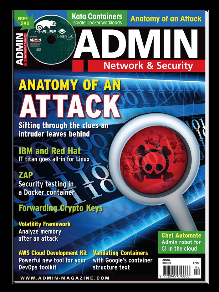 ADMIN magazine #49 - Print Issue