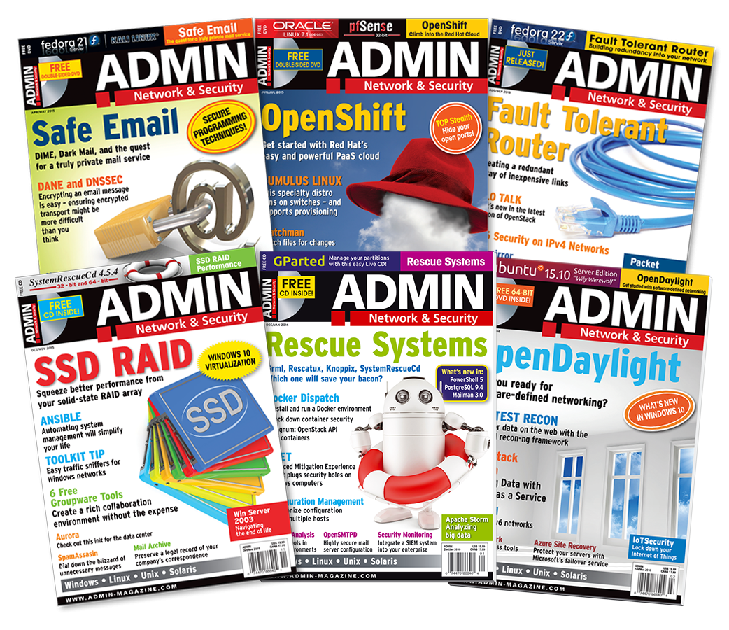 ADMIN 2015 - Digital Issue Archive