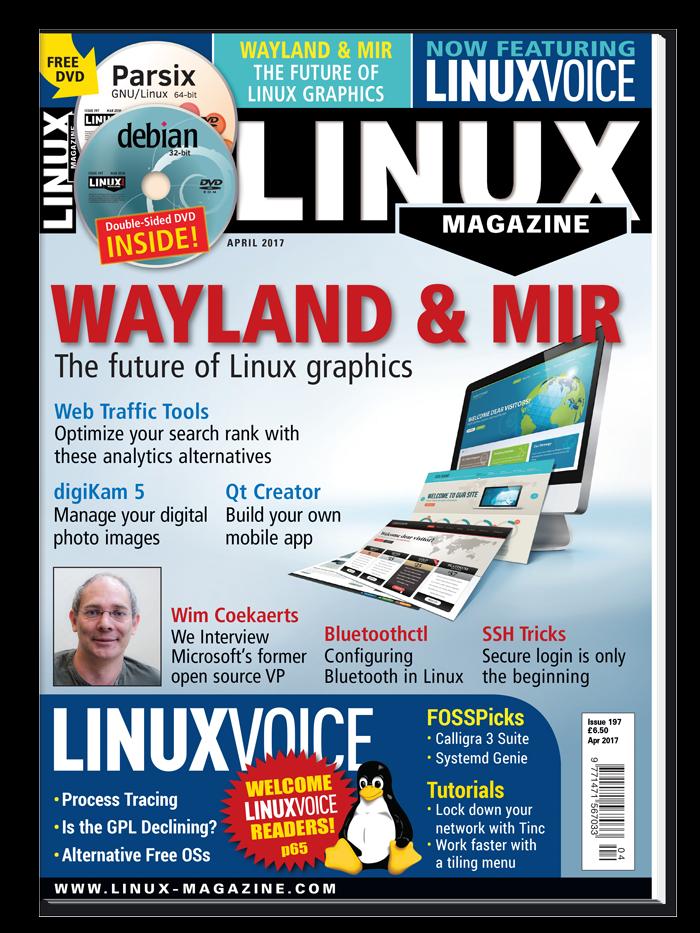 Linux Magazine #197 - Digital Issue