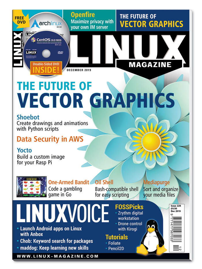 Linux Magazine #229 - Print Issue