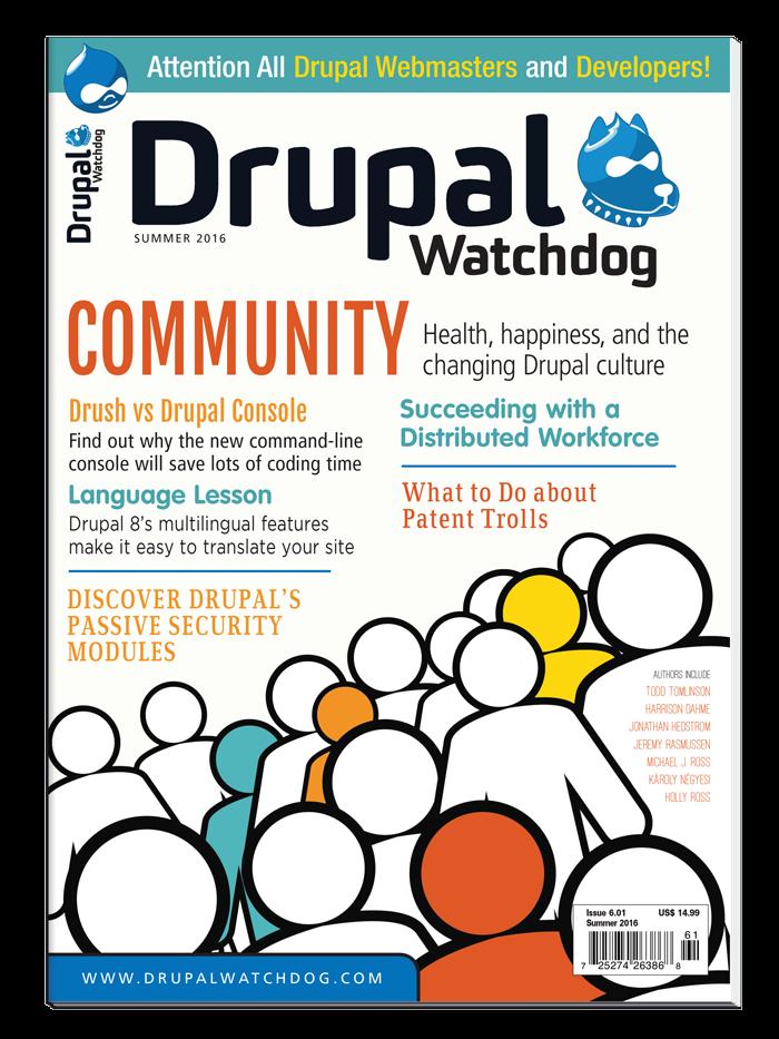 Drupal Watchdog 6.01 (#11) - Print Issue