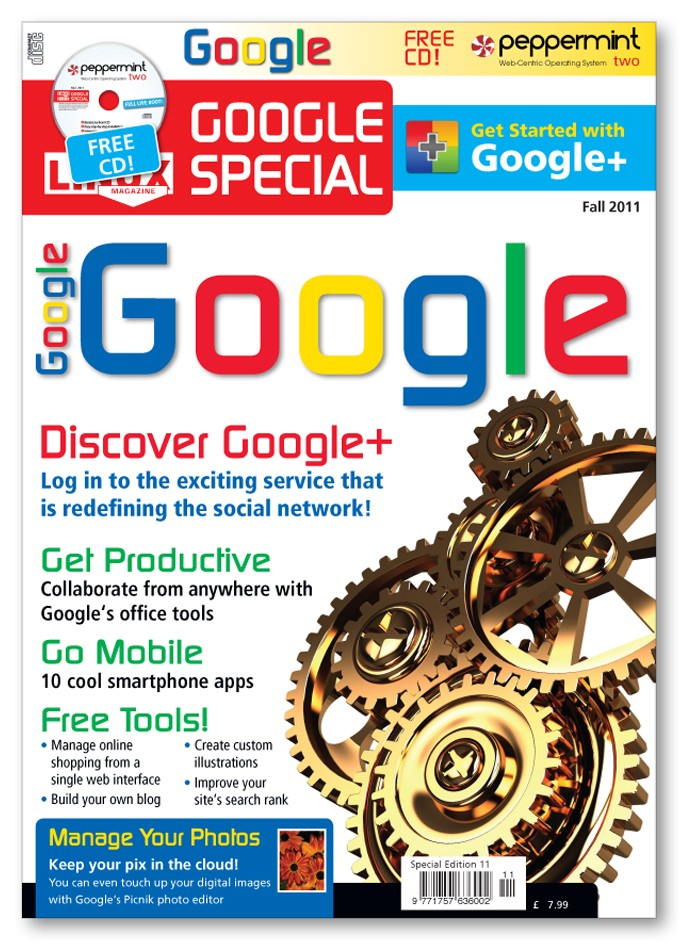 Linux Magazine Special_11 - Google