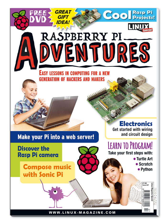 Raspberry Pi Adventures Special Edition #27 - Digital Issue