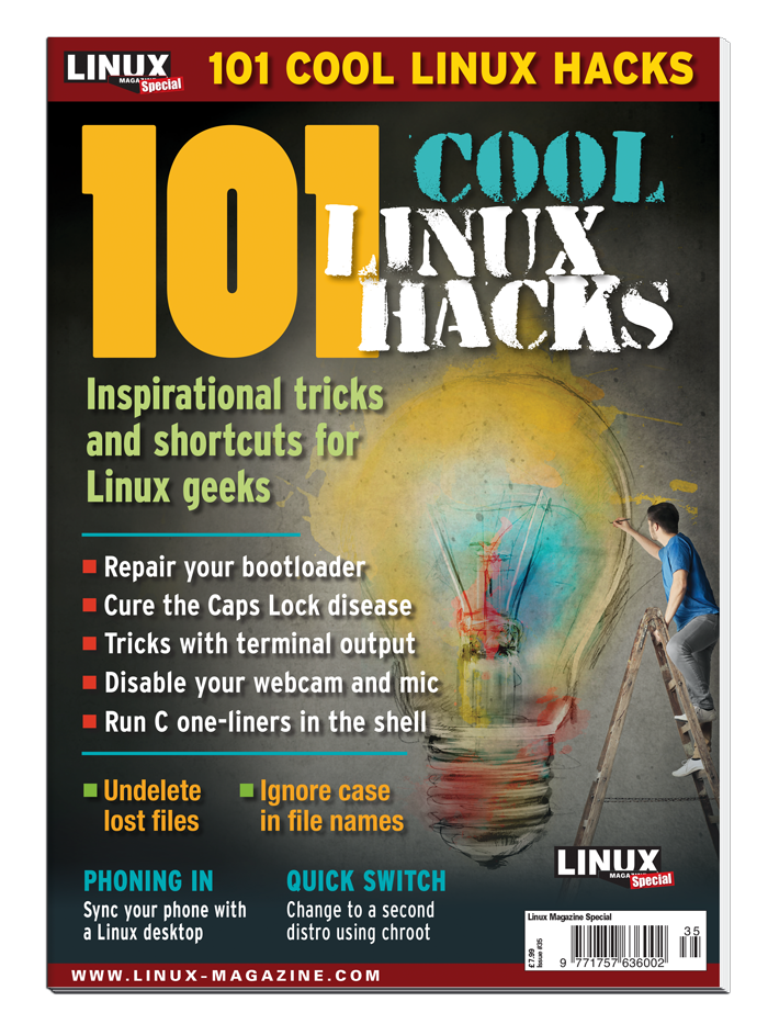 Linux Magazine Special #35 - Print Issue