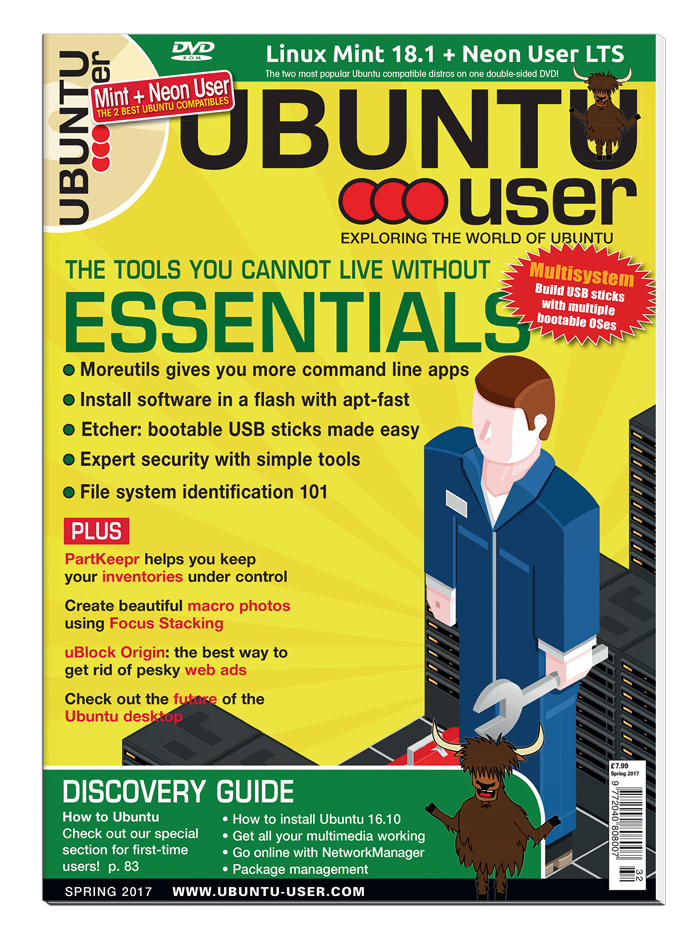 Ubuntu User Digisub - (4 issues)