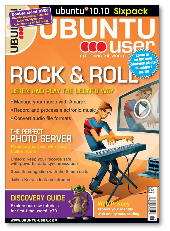 Ubuntu User #8 - Rock & Roll