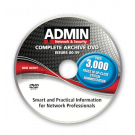ADMIN Magazine - Archive DVD – Issues 1-39