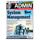 Admin Magazine - Back Issue #01
