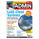 ADMIN Magazine #40 - Print Issue -- SOLD OUT!