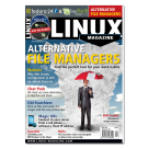 Linux Magazine #190 - Print Issue