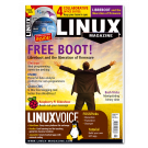 Linux Magazine #210 - Print Issue