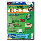 Raspberry Pi Geek Digisub - 6-issue Digital Subscription (PDF)