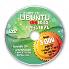 The Complete Ubuntu User - Archive DVD – Issues 1-29