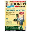 Ubuntu User #15 - Quantal Quetzal - SOLD OUT