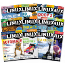 Linux Magazine 2015 - Digital Issues Archive