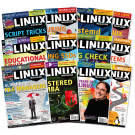Linux Magazine 2016 - Digital Issues Archive