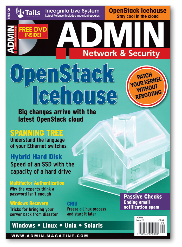 ADMIN #22 - Digital Issue