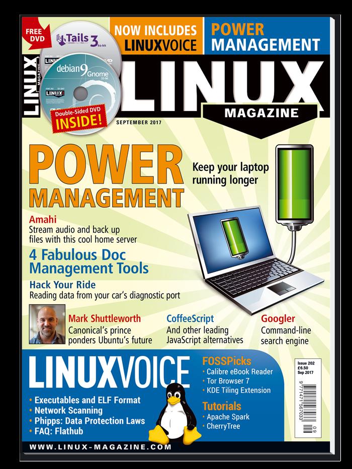 Linux Magazine #202 - Print Issue