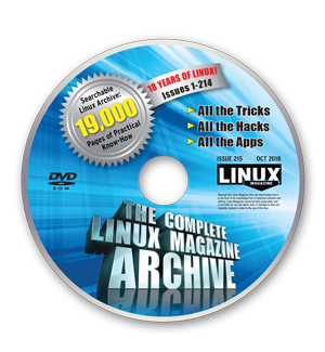 The Complete Linux Magazine - Archive DVD – Issues 1-214