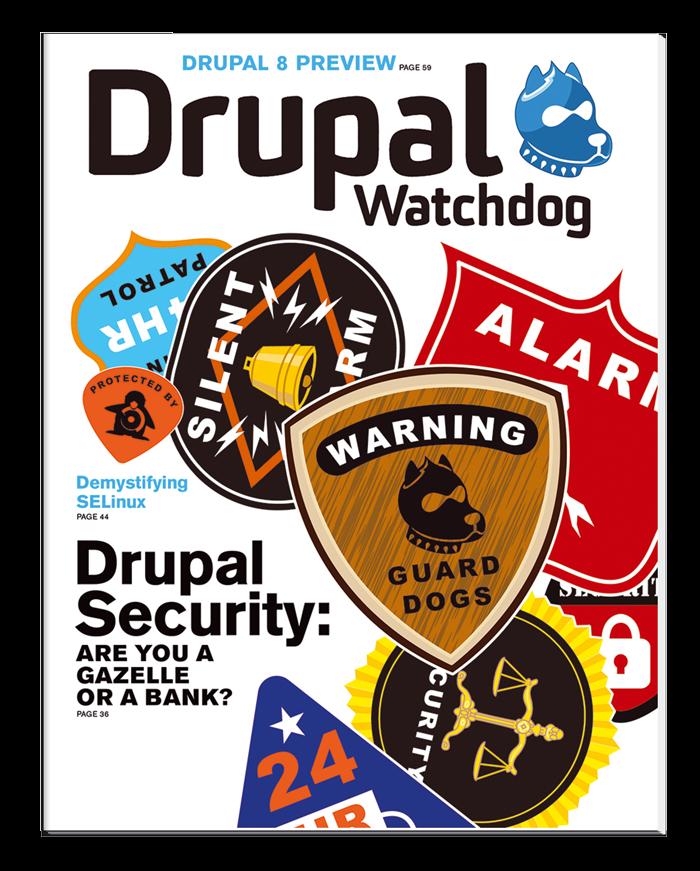 Drupal Watchdog 2.02 (#4) - Print Issue