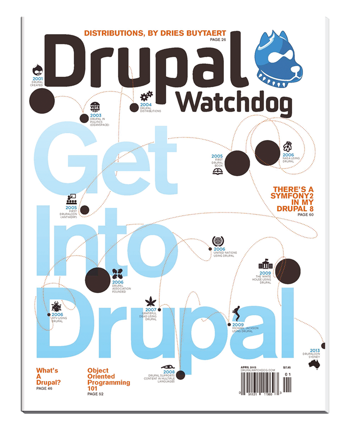 Drupal Watchdog 3.01 (#5) - Print Issue