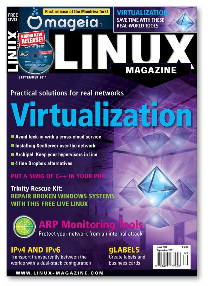 Linux Magazine #130 - Digital Issue