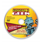 Raspberry Pi Geek - Archive DVD – Issues 1-22
