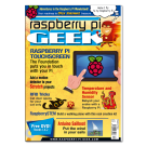 Raspberry Pi Geek #14 - Print Issue