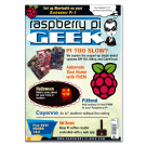 Raspbery Pi Geek #18 - Print Issue