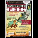 Raspberry Pi Geek #01 - Print Issue