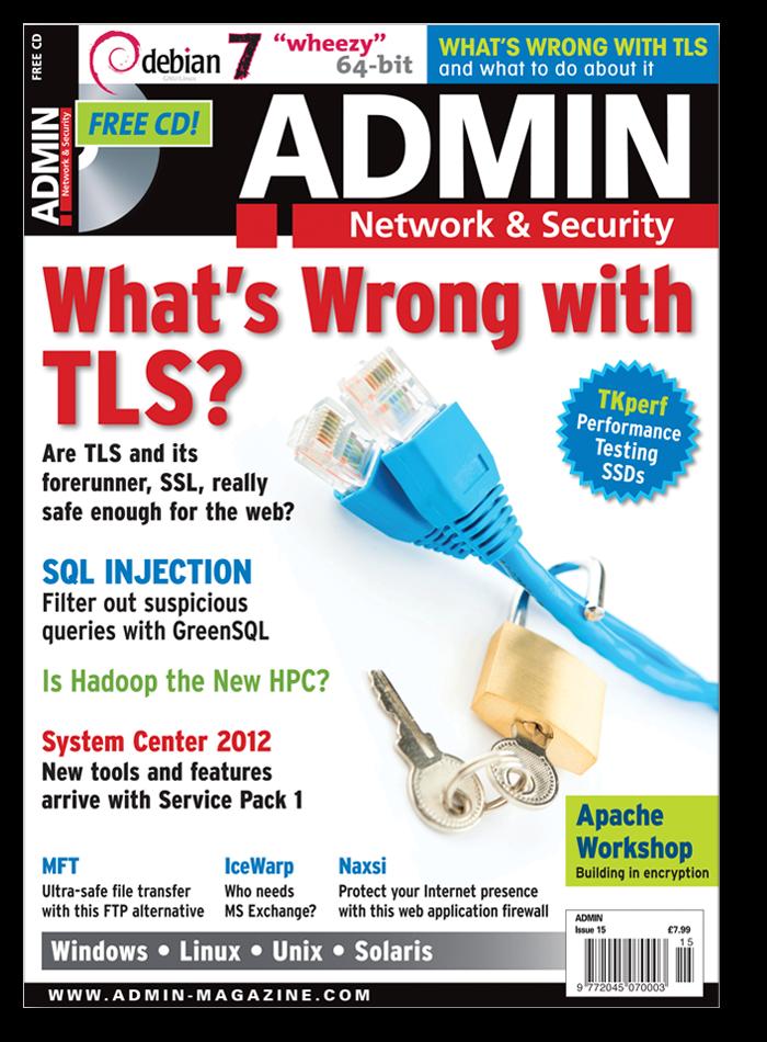 ADMIN #15 - Digital Issue