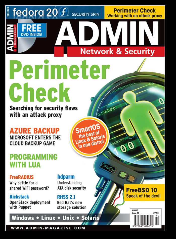 ADMIN #19 - Print Issue