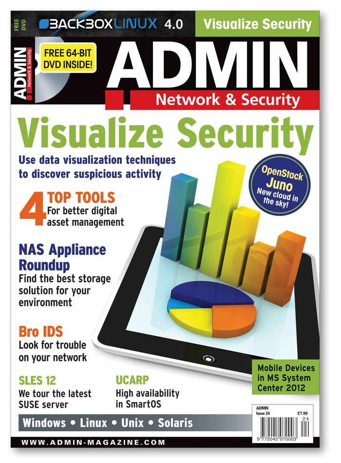 ADMIN #24 - Digital Issue