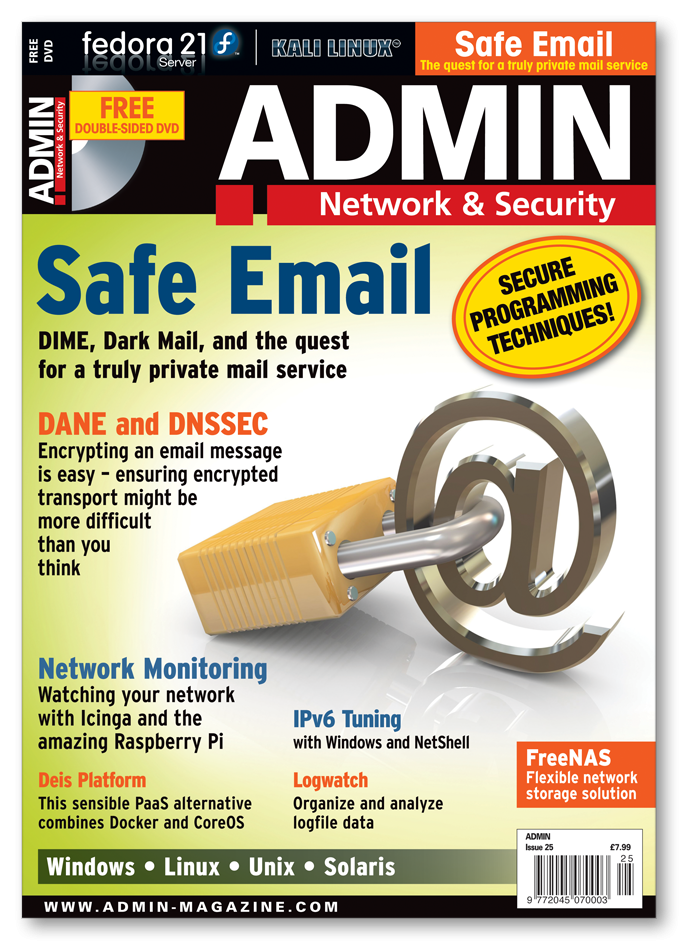 ADMIN #25 - Print Issue