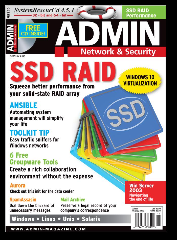 ADMIN #28 - Print Issue