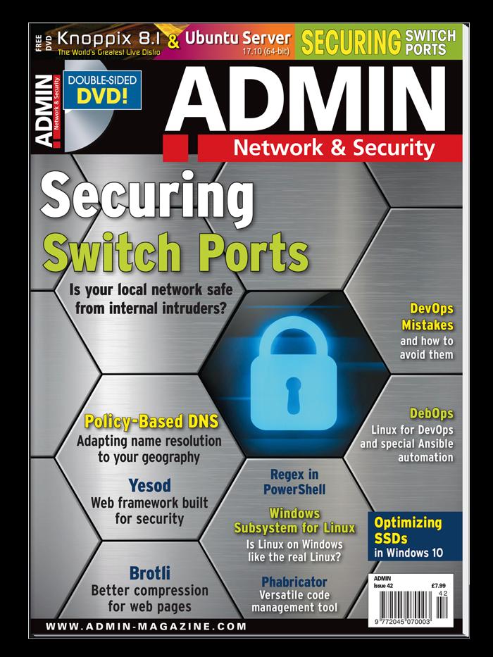 ADMIN Magazine #42 - Print Issue