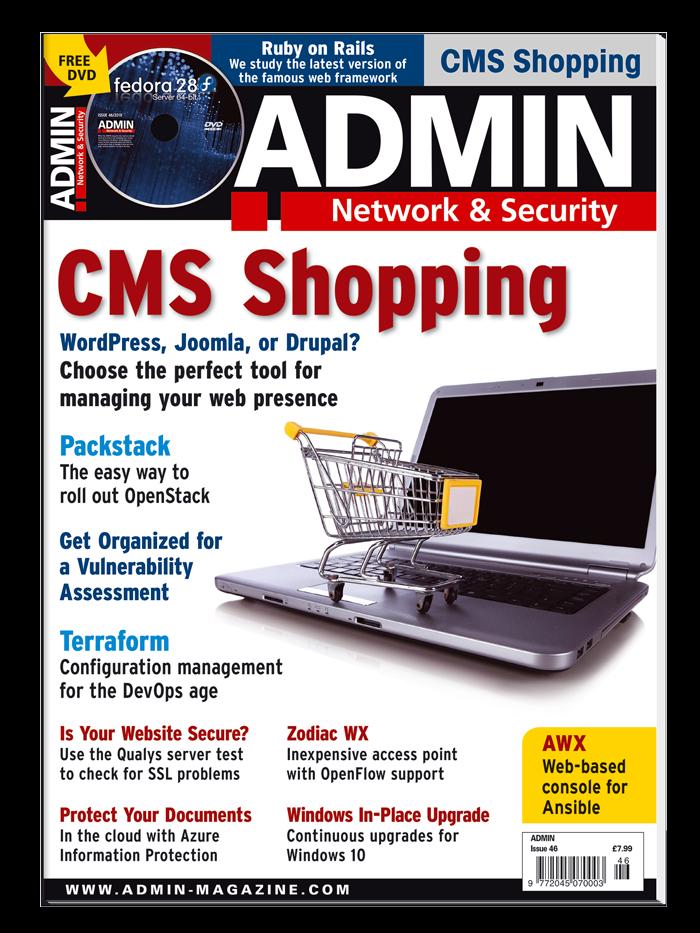 ADMIN Magazine #46 - Print Issue