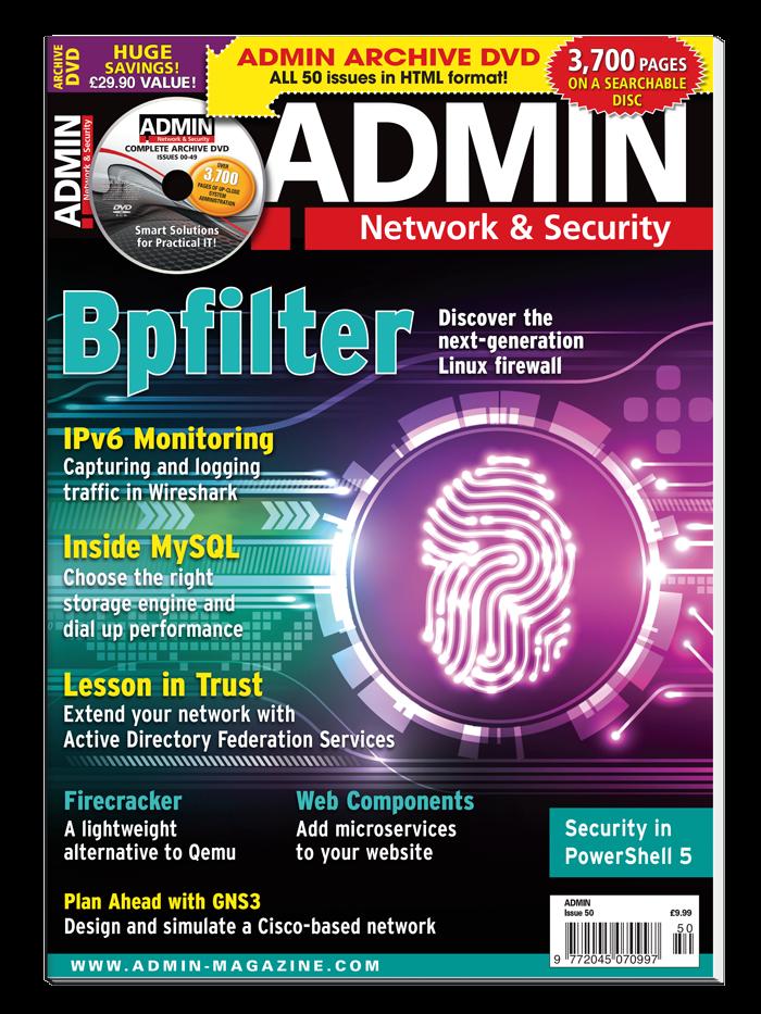 ADMIN magazine #50 - Print Issue
