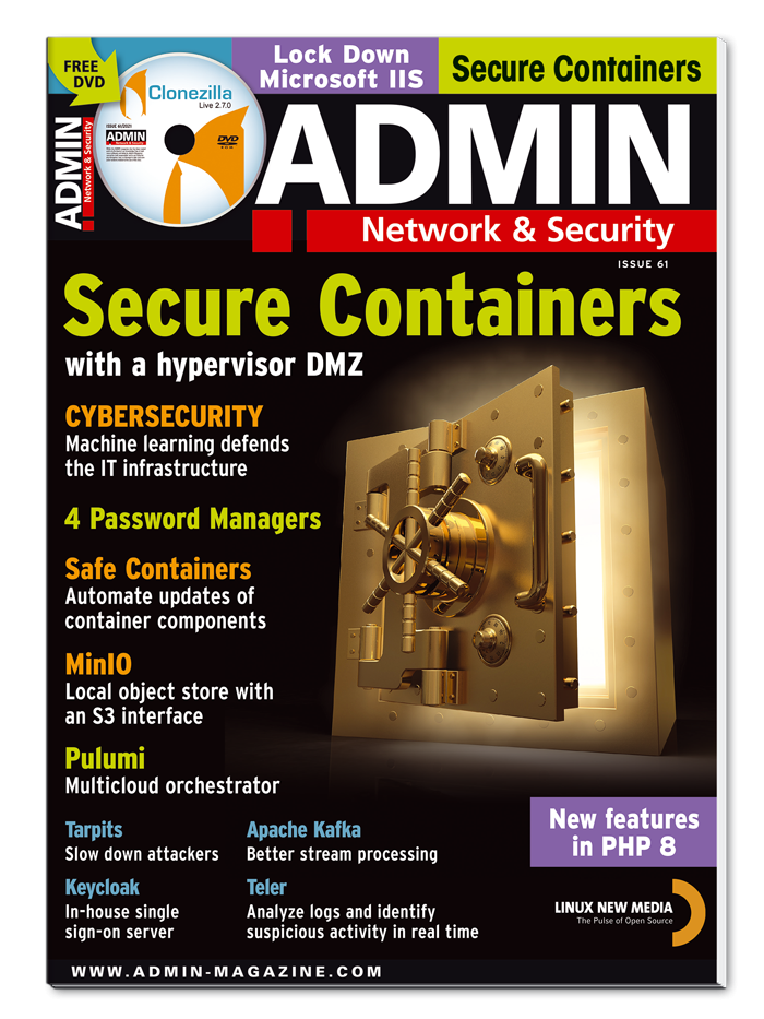 ADMIN magazine #61 - Print Issue