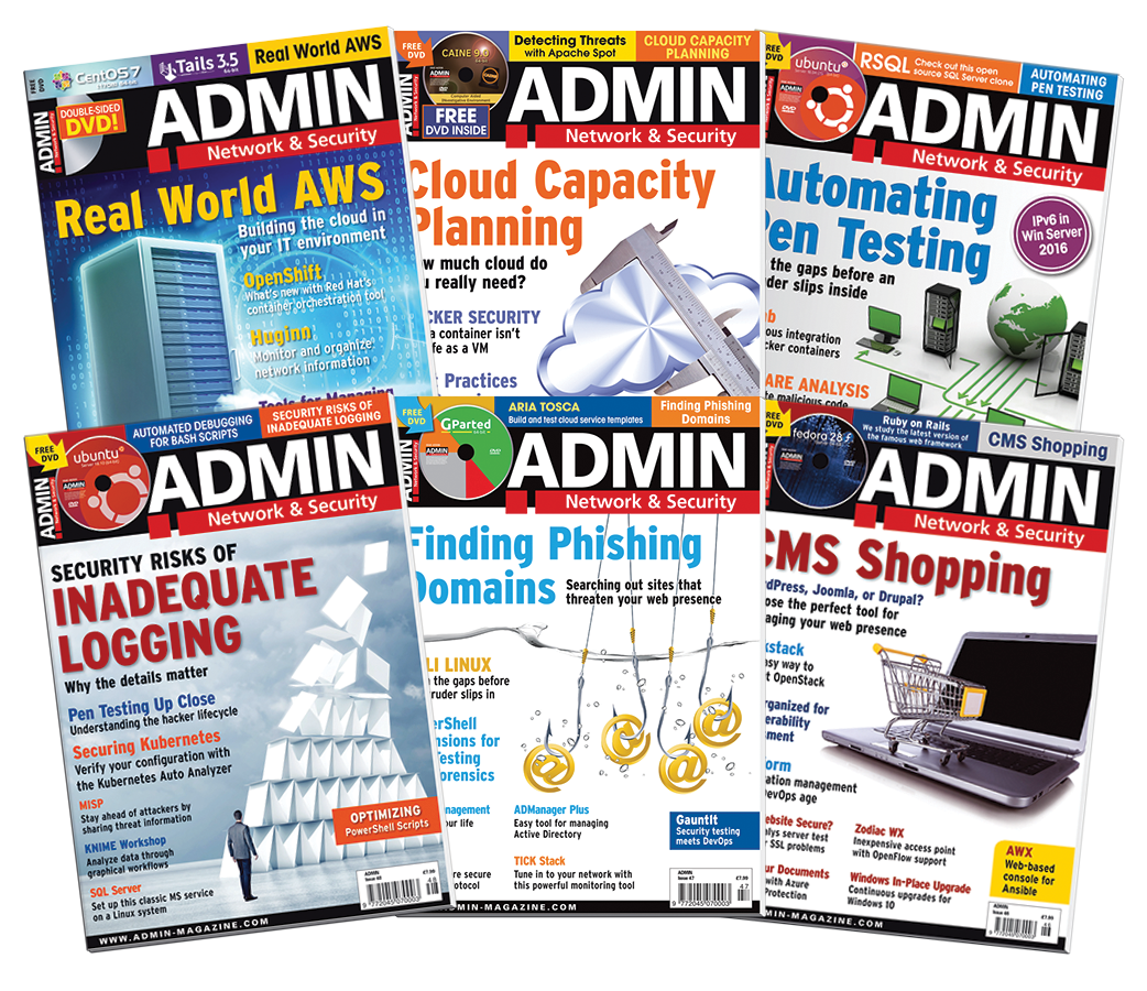 ADMIN 2018 - Digital Issue Archive