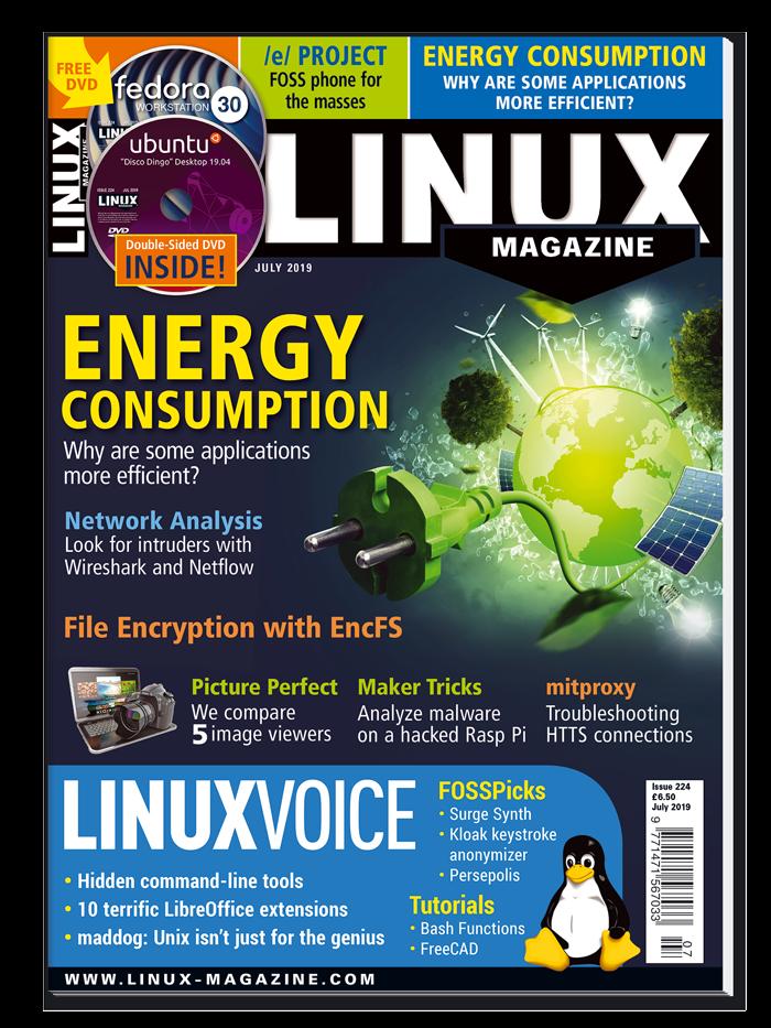 Linux Magazine #224 - Print Issue