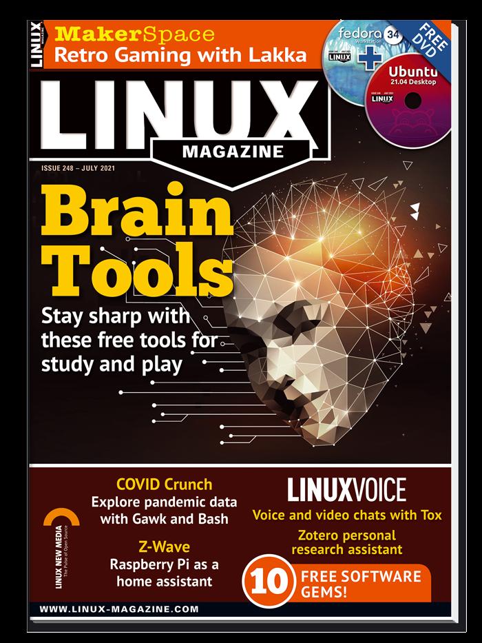 Linux Magazine #248 - Print Issue