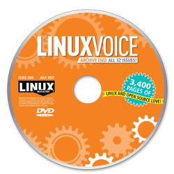 Linux Voice - Archive DVD – Issues 1-32
