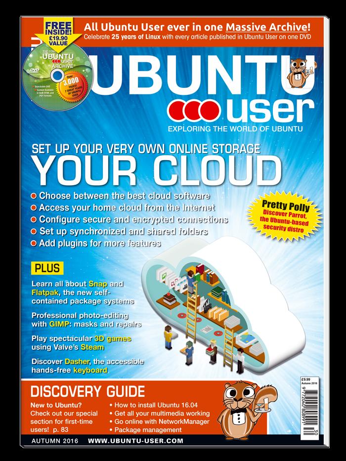 Ubuntu User #30 - Digital Issue