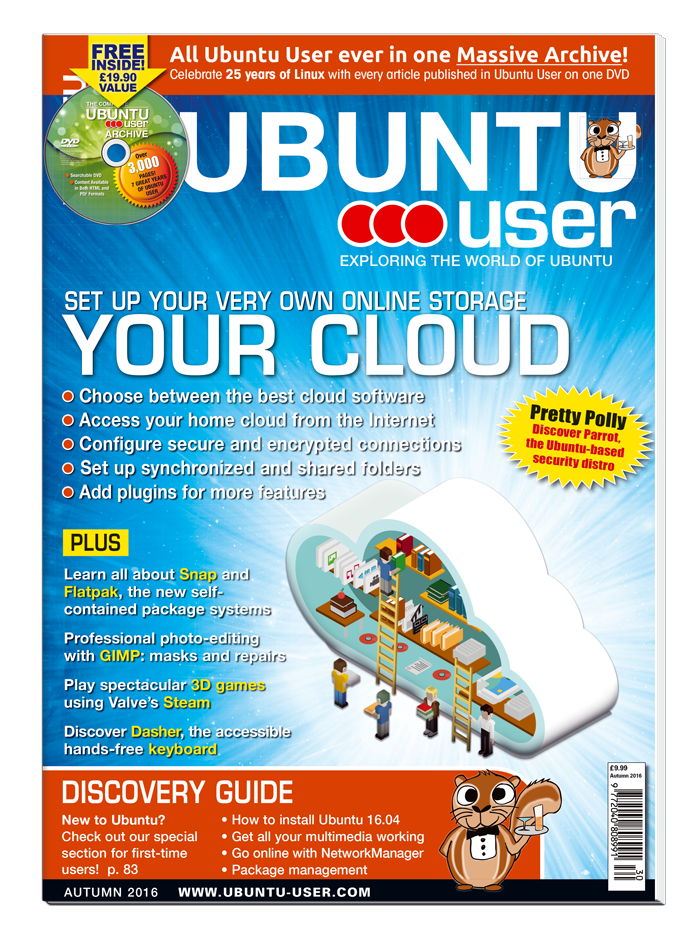 Ubuntu User #30 - Print Issue