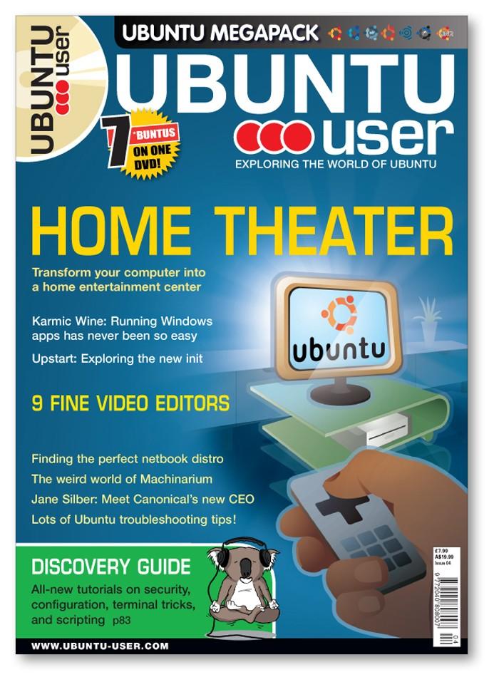 Ubuntu User 2010 - Digital Issue Archive